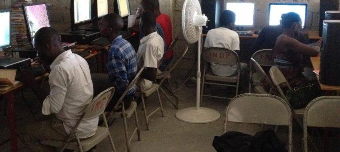 HAÏTI en Choeur a formé ses bénévoles en Haïti