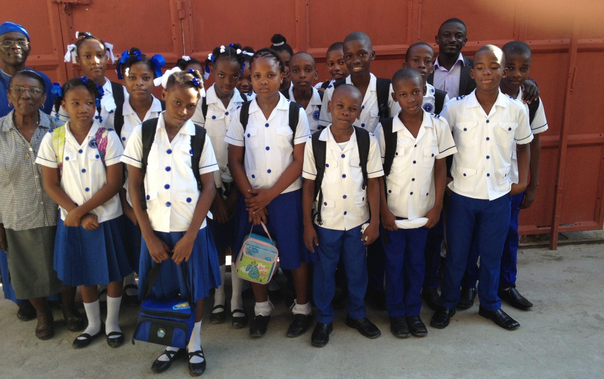 Haïti en Chœur
